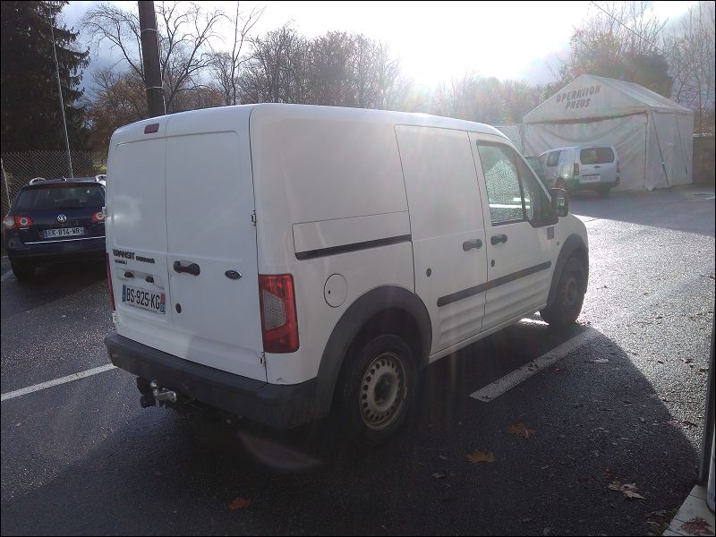 FORD TRANSIT CONNECT I Phase 2 1.8 TDCI 75ch 200 C Driver