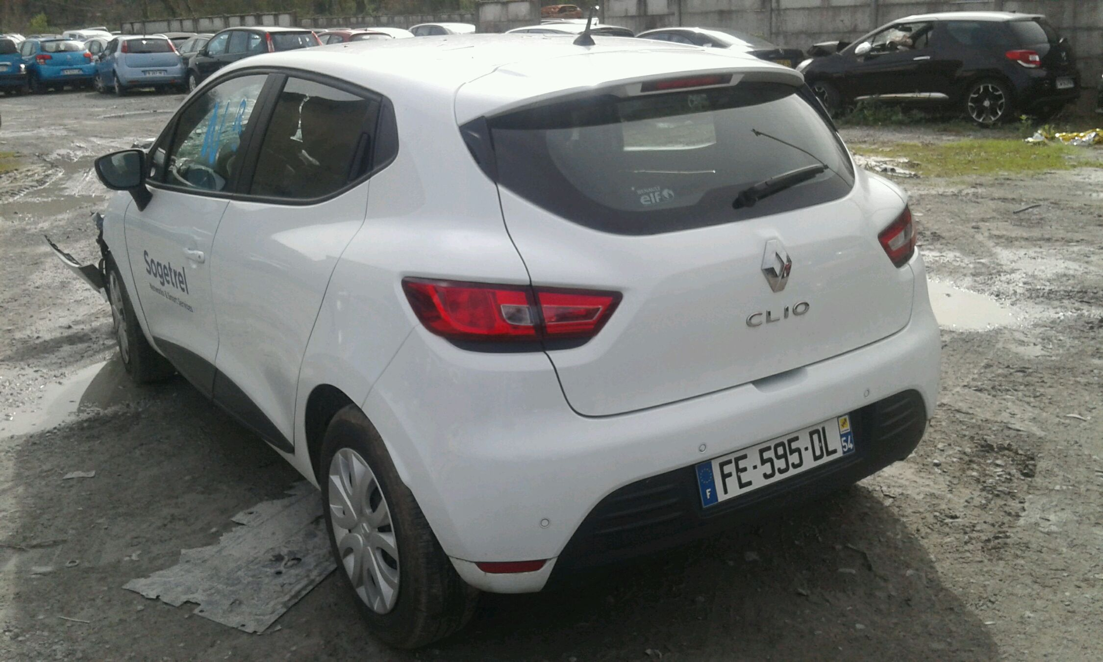RENAULT CLIO IV Phase 2 1.5 DCI 75ch